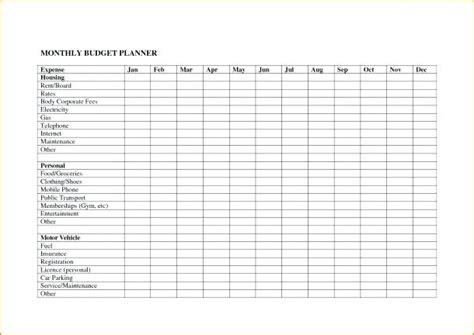 Receipt Organizer Template by Monthly Receipt Organizer Mindofamillennial Me