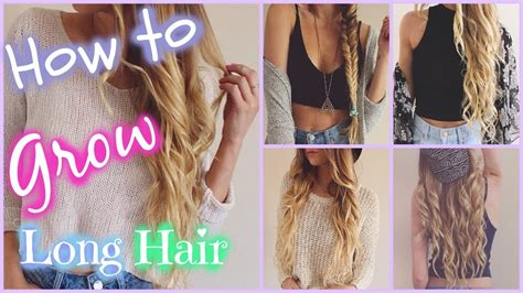 to hair hair care tips for growing out your hair youtube