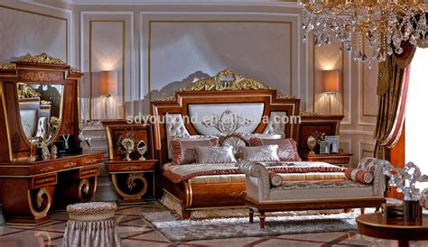 royal bedroom set 0038 european royal classic solid wood high quality luxury