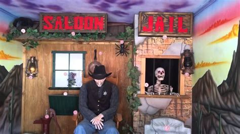 Old West Shooting Gallery California Party Rental   YouTube