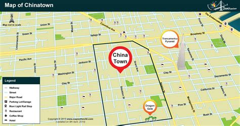 san francisco map of chinatown chinatown map where is chinatown located in san francisco