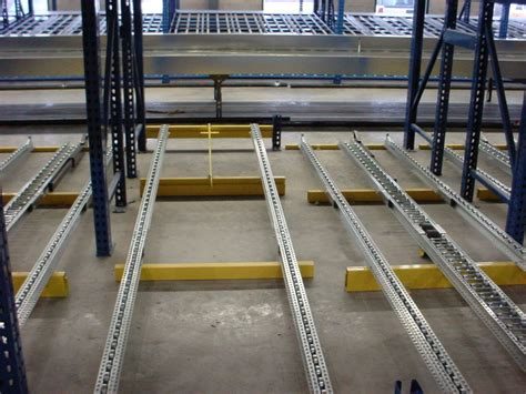Pallet Flow Rack by Our Pallet Flow Rack Systems Offer Solutions To Your