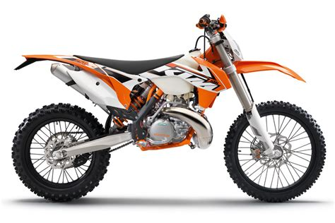 Ktm 200 Exc 2014 Bike 2015 Ktm Exc Range Motoonline Au