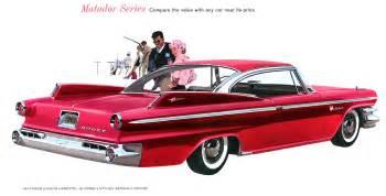 plan59 classic car 1960 dodge matador