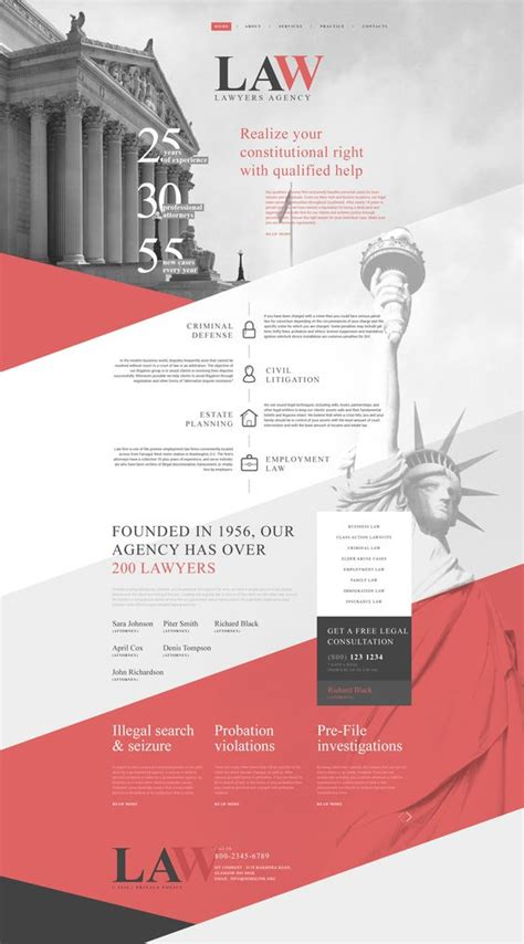 website templates for law firms pinterest the world s catalog of ideas