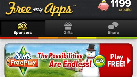 Free App Gift Cards - free my apps gives you free apps and gift cards macmixing