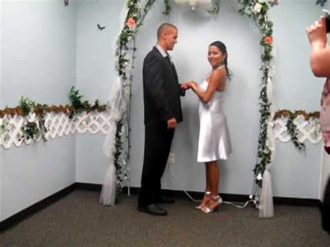 Broward courthouse marriage
