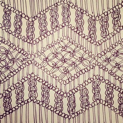 Macrame Knots Patterns - 232 best images about macrame knotted fringe pattern on