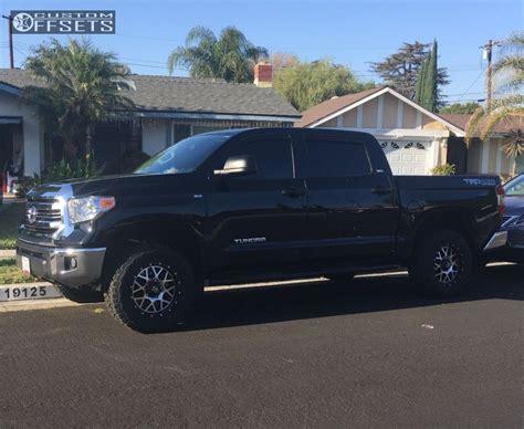 Truck Wheels Tundra 2016 Toyota Tundra Xd Xd820 Leveling Kit