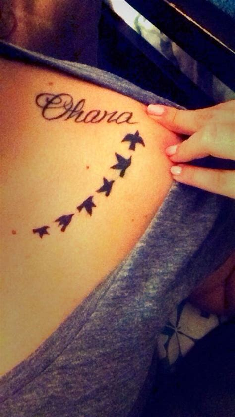 ohana means family tattoo the world s catalog of ideas