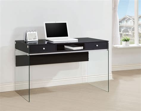 Black Gloss Office Desk Arlington Black Gloss Office Desk Las Vegas Furniture Store Modern Home Furniture