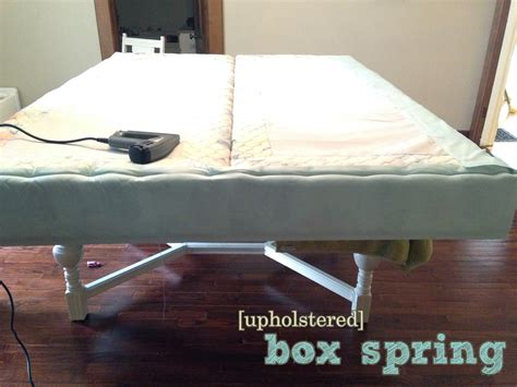 low profile bed skirt the copper coconut easy upholstered box spring