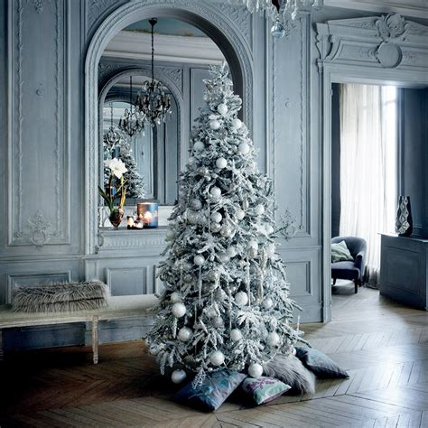 Decoration Arbre De Noel by Inspiration D 233 Co Sapin Blanc
