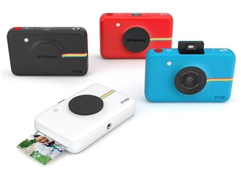 polaroid snap instant digital camera album & film bundle