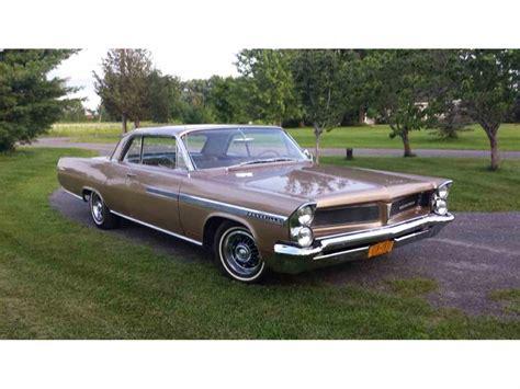 1963 Pontiac For Sale by 1963 Pontiac Bonneville For Sale Classiccars Cc