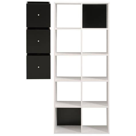 Bibliotheque Cube 498 by Bibliotheque Cube Biblioth Que Tag Res Rangement Cube Box