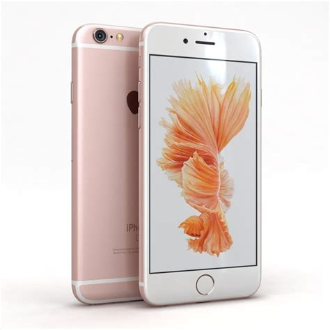 Chasing Iphone 6 Model Iphone 7 Gold 3d apple iphone 6s model