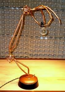 Drafting Table Light Fixtures Skeleton Articulating Desk L Table Light Steunk Drafting Vtg Steel Ebay 195