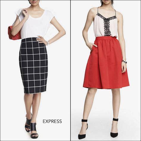 pencil skirt vs a line redskirtz