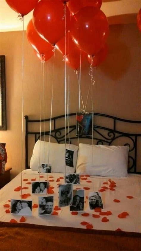 alcobas decoradas con globos