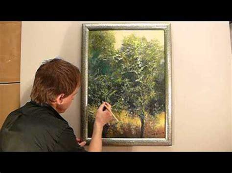jak namalowaĆ obraz akrylem? maluj sam(a) drzewa 2 cz