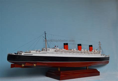 ship queen mary 1 rms queen mary an authentic ocean liner model from model