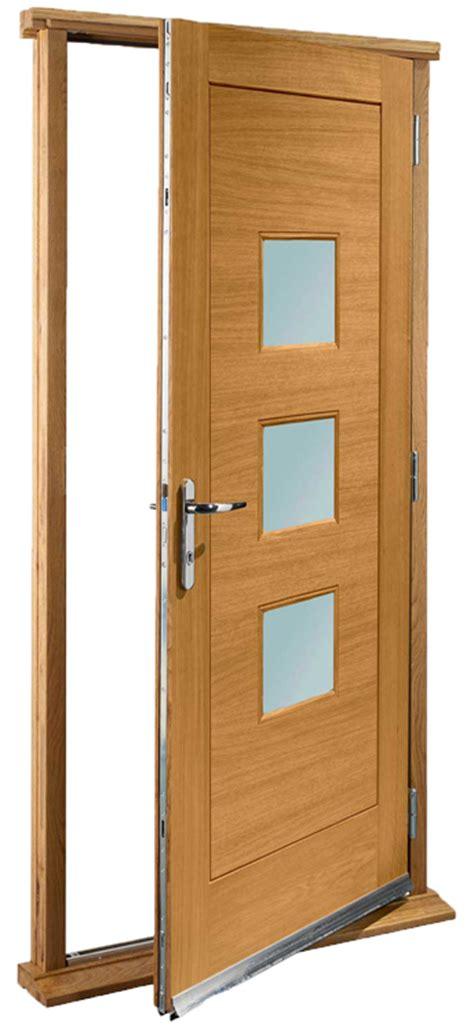 Exterior Door Sets External Pre Hung Oak Door Sets