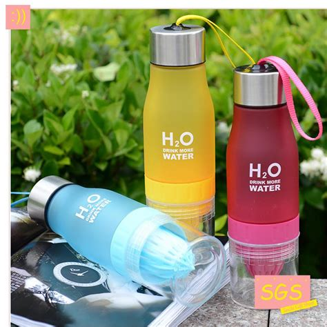 Botol H2o Infusing Water Bottle infusion h20 water bottle