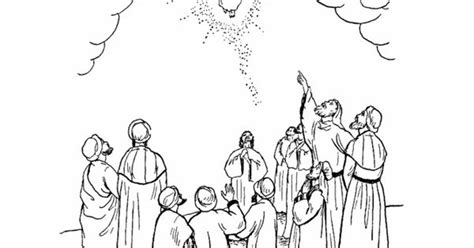 sunday school coloring pages jesus ascension easter bible coloring page ascension of jesus