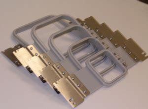 "hooptech brother pr square hoop frames: 3.5"" 4.5"" 5.5"" 6.5"