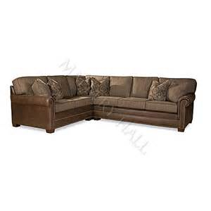 Leather And Cloth Sectional Leather Fabric Sofa Sectional