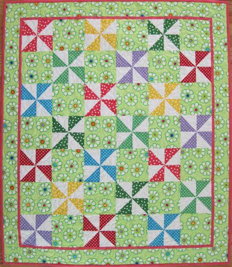 Pin Wheel Quilt by Polka Dot Pinwheel Quilt Free Pattern Sonya S Snippets