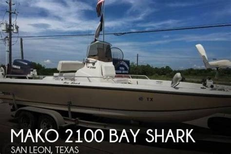 mako used boats texas mako new and used boats for sale in texas