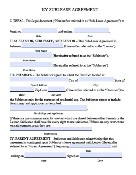 roommate lease template roommate agreement template free free printable documents