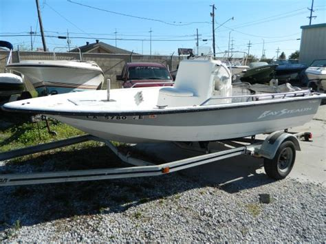 blue wave boats new orleans 2000 bay stealth center console for sale in new orleans