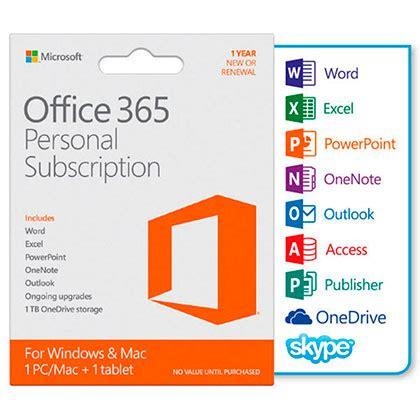licencias office comprar licencias microsoft licencia microsoft office 365 personal digital
