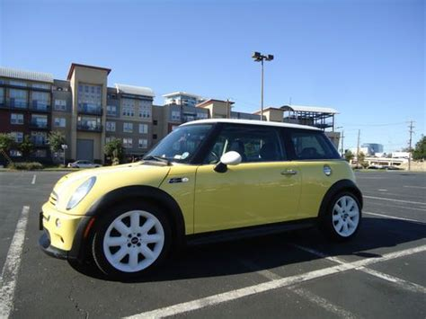Purchase Used 2003 Mini Cooper S 6 Speed Manual Nice In
