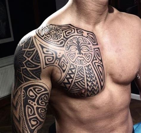 best tattoos for men chest top 144 chest tattoos for