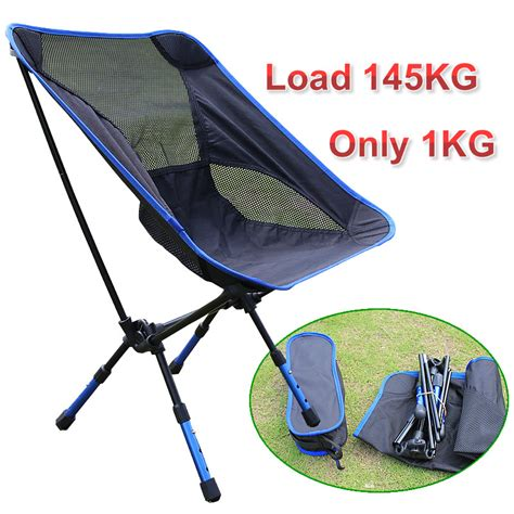 small portable chairs outdoor aluminum alloy ultralight portable folding stool