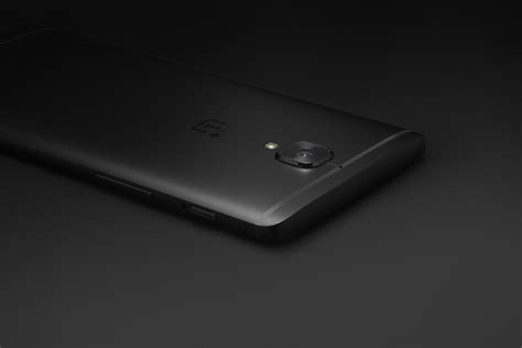 midnight black color oneplus 3t now comes in midnight black and it looks amazing