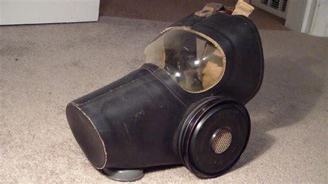 puppy gas wwii u s war gas mask