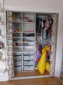 Drapes For Closet Doors 35 Practical Kids Closet Ideas Home Design And Interior