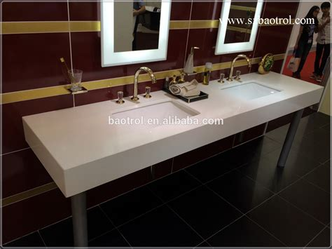 solid surface bathroom vanity tops bathroom vanity top sink acrylic solid surface bathroom