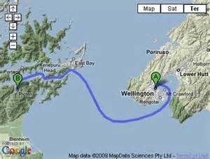 Car Hire New Zealand Including Ferry Crossing New Zealand Passage To The South Island Travels With