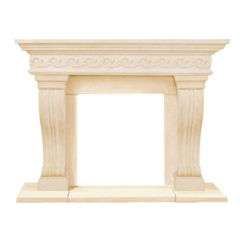 historic mantels president series 52 in x 62 in