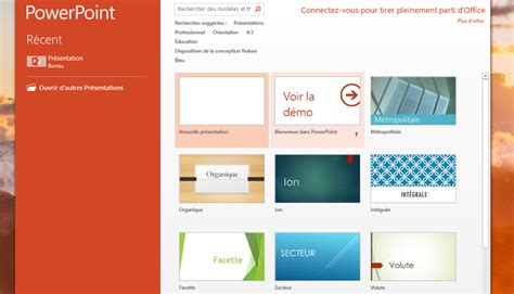 theme ppt 2010 gratuit powerpoint cr 233 er ma premi 232 re pr 233 sentation cours