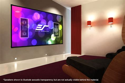 projector screens buy hd home  projection screen