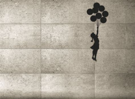 Scarface Wall Mural banksy balloon girl wall mural buy at europosters