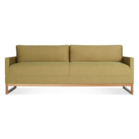 sleeper loveseat sofa blu dot diplomat sleeper sofa the century house