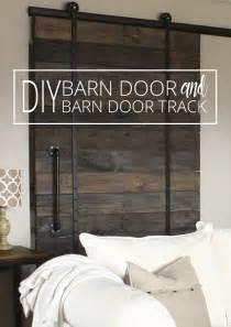 Diy Sliding Barn Door Track Diy Barn Door And Diy Barn Door Track That Won T The Bank